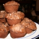 Double Chocolate Apricot Muffins