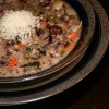 Cranberry Wild Rice Soup (Lighter Version)